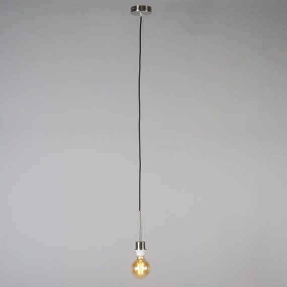 Hanglamp Staal Relight